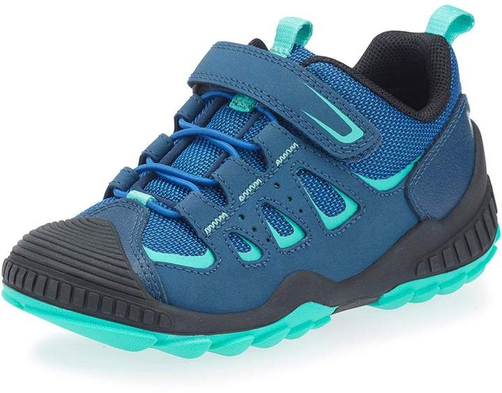 Start-rite Older Boys Charge Lace Up Trainer - Blue