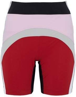 NO KA 'OI Color-Block Stretch Shorts
