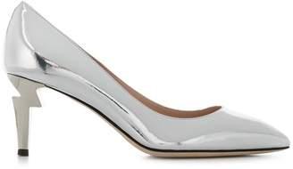 Giuseppe Zanotti Design sculpted heel pumps