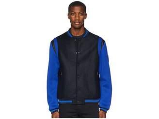 Versace Varsity Jacket Men's Coat