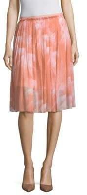 Escada Sport Rombra Pleated Skirt