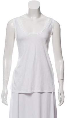 Theory Scoop Neck Sleeveless Top w/ Tags