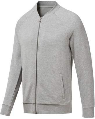 Reebok Men's Bomber Track Jacket