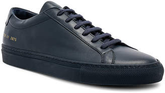Common Projects Leather Original Achilles Low