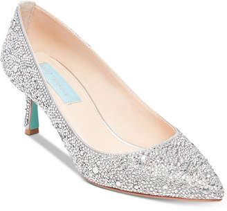 Betsey Johnson Blue by Jora Evening Pumps Women's Shoes