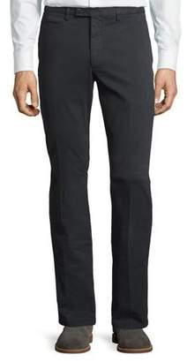 Stretch cotton trousers Salvatore Ferragamo ceoSHG