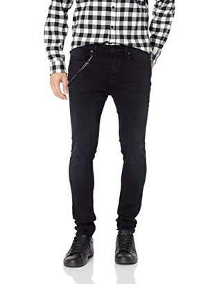 The Kooples Men's Basic Slim Japanese Denim Jeans