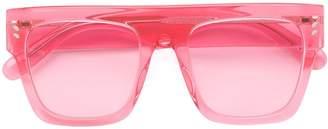 Stella McCartney Eyewear square framed sunglasses