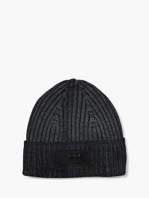 John Varvatos Rib Knit Hat
