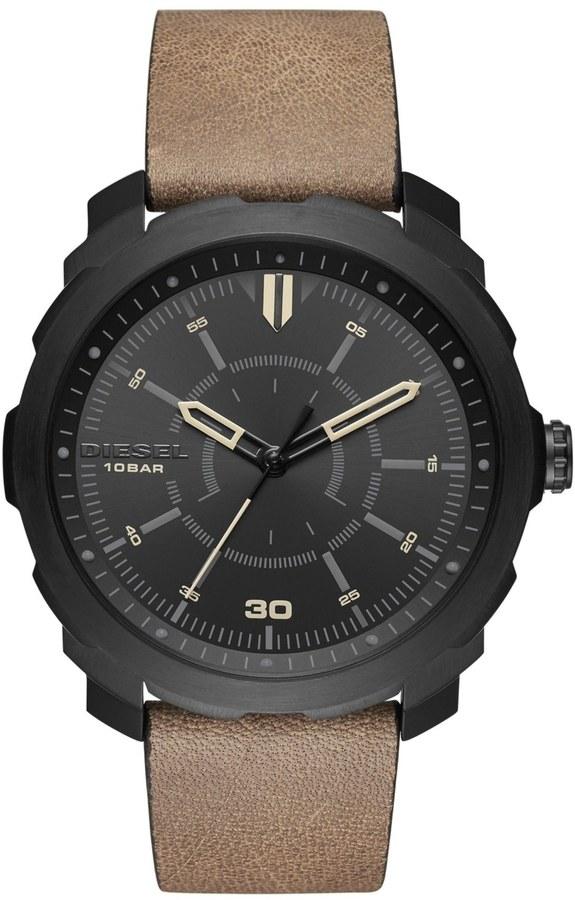 DieselDiesel Men's Machinus Three-Hand Quartz Watch