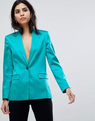 Asos DESIGN tailored cocktail blazer