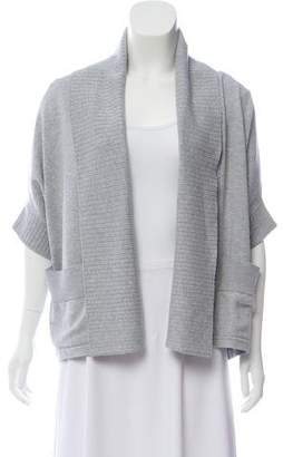 Barbara Bui Short Sleeve Open Front Cardigan w/ Tags