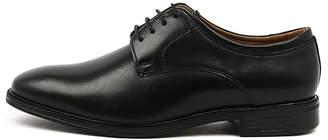 Florsheim Dartmouth Black Shoes Mens Shoes Dress Flat Shoes