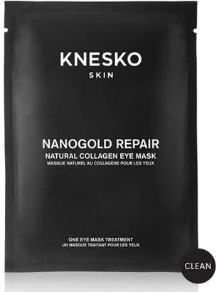 Knesko Skin Nano Gold Repair Collagen Eye Masks (1 Treatment)