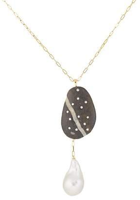 Cvc Stones Women's Mixed-Gemstone Pendant Necklace