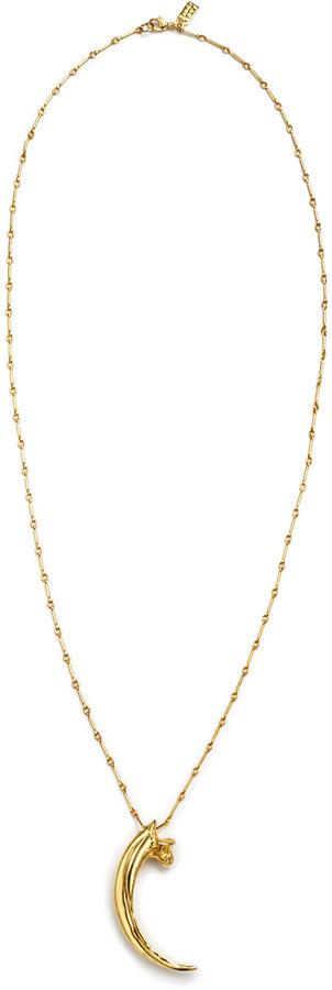 Pamela Love Eagle Claw Necklace