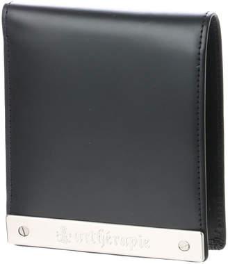Artherapie (アルセラピィ) - アルセラピィ artherapie ATメタルプレート 二つ折り財布
