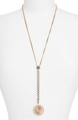 Women's Jenny Packham Light Up The Night Y-Necklace $75 thestylecure.com