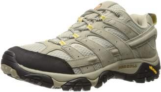 Merrell Women's MOAB 2 VENT Hiking Shoes, Aluminum/Marlin
