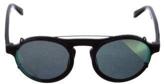 Westward Leaning Westward\\Leaning Dyad Clip-On Sunglasses