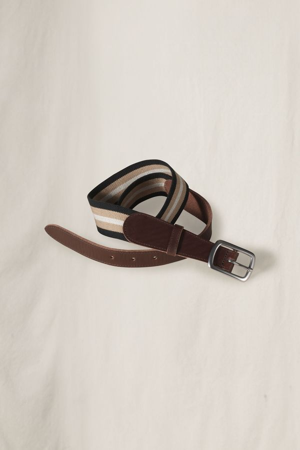 Women's Skinny Elastic Belt
