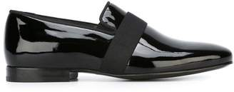 Lanvin band detail loafers