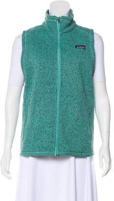 Patagonia Knit Zip-Up Vest
