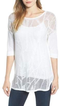 Nic+Zoe Desert Wind Knit Top
