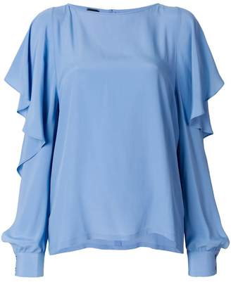 Pinko flared blouse