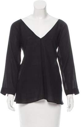 Giada Forte Oversize Woven Top w/ Tags
