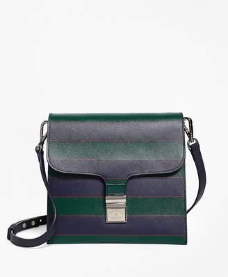Saffiano Leather Cross-body Bag $128 thestylecure.com