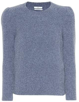 Co Bouclé cashmere-blend sweater