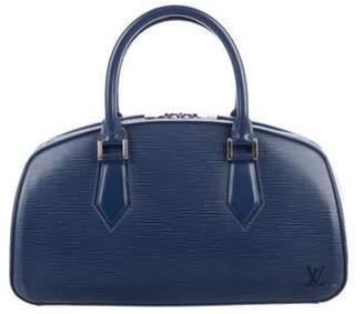 Louis Vuitton Epi Leather Jasmin Blue Epi Leather Jasmin