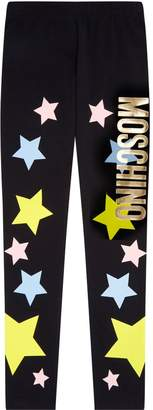 Moschino Star Logo Leggings
