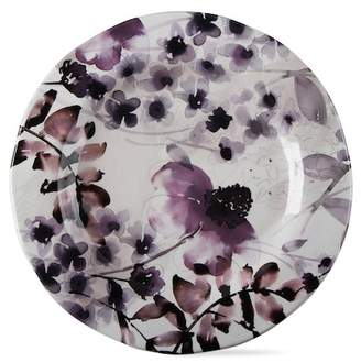 tag Watercolor Floral Melamine Dinner Plate - Set of 4