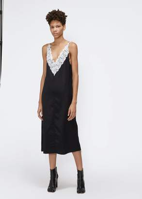 Yang Li Sleeveless Slip Dress