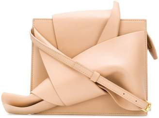No.21 shoulder bow bag