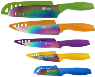 Hampton Forge Tomodachi 10-pc. Knife Set