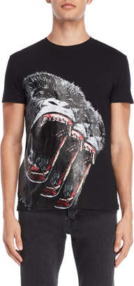 X-Ray X Ray Black Graphic Gorilla Tee