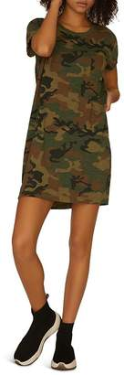 Sanctuary Camo T-Shirt Dress
