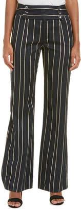 Nanette Lepore Mariaio Linen-Blend Pant