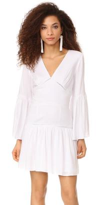 MLM LABEL Paprika Dress $187 thestylecure.com
