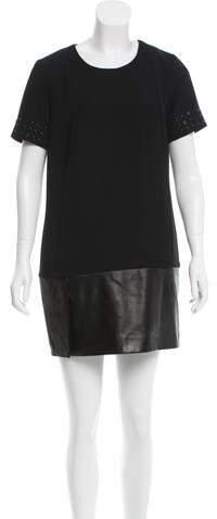 Barbara Bui Embellished Mini Dress