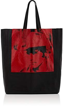 "Calvin Klein Women's ""Dennis Hopper"" Leather Tote Bag"