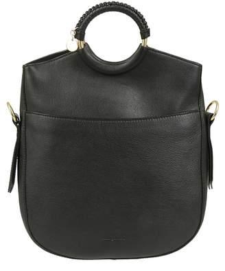 See by Chloe Ring Handle Medium Shoulder Bag