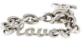 Dolce & Gabbana Love Charm Bracelet