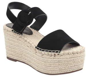 03e7e8e715 Marc Fisher Black Platform Women's Sandals - ShopStyle