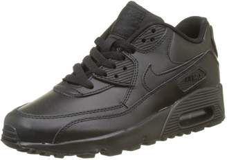 Nike Boy's Air Max 90 Leather (PS) Shoes 11C
