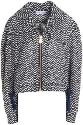 Sonia Rykiel Cotton-Blend Bouclé Jacket