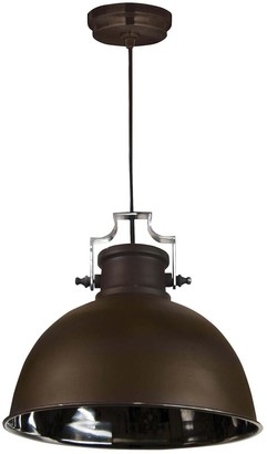 Kenroy Home Nautilus 1-Light Large Pendant Lamp